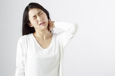 緊張型頭痛と肩こり