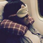 夜行バスには首枕!おすすめネックピロー&タオルで枕を自作するコツ
