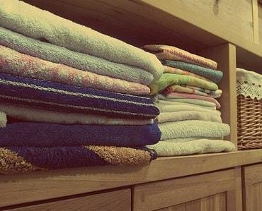 タオルを収納